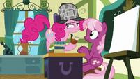 "Pinkie Pie ""very, very interesting"" S7E23"