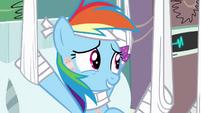 """Rainbow """"until I got hurt"""" S4E10"""