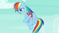 """Rainbow Dash """"I'd normally be so pumped"""" S6E18"""