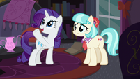 """Rarity """"you'll be up to your mane in ponies"""" S5E16"""