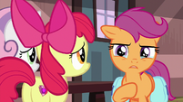 "Scootaloo ""if I'm not on it"" S9E12"