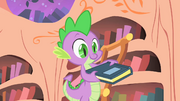 Spike found the book S1E24.png