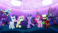 """Twilight """"doing everything you can to stop it"""" S5E13"""