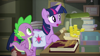 "Twilight ""reshelve this for you"" S9E5"