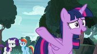 """Twilight """"they can always get past the problem"""" S8E17"""