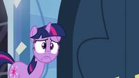 Twilight nervous pout S03E12