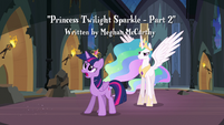Twilight pleads with Nightmare Moon S4E02