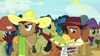 Angry mob stallions disappointed S5E6