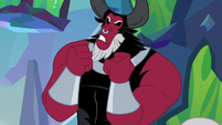 "Lord Tirek ""she's dangerous"" S9E25"