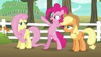 "Pinkie Pie ""betting it's super duper fun!"" S6E18"
