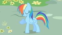 Rainbow Dash -The one and only!- S1E01