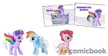 Rainbow Tail Surprise Collection preview by ComicBook