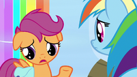 "Scootaloo ""I'd be the best at anything"" S7E7"