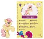 Sunny rays blind bag with card