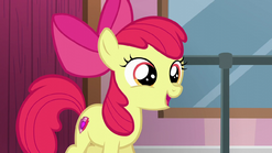 "Apple Bloom ""you're doin' it together"" S6E4"