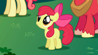 Apple Bloom -Aren't you going to stay for brunch-- S1E01