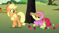 "Applejack ""you're the exception in our family"" S7E9"