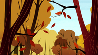 Leaves falling off the trees S05E05
