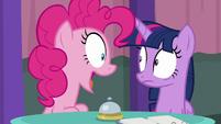 """Pinkie Pie """"strawberry cupcakes!"""" S9E16"""
