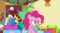 """Pinkie Pie """"the biggest holiday challenge"""" MLPBGE"""