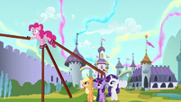 Pinkie Pie 'With such high stakes' S3E2