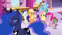 "Rainbow Dash ""that does sound bad!"" S5E13"