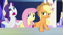 """Rarity """"can't do anything on our own"""" S9E13"""