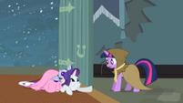 S02E11 Księżniczka Platinum po powrocie do zamku
