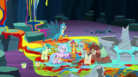 """Silverstream """"lives on in our friendship!"""" S9E3"""