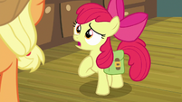 "Apple Bloom ""Grand Pear was really nice to me"" S7E13"
