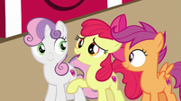 """Apple Bloom """"are you makin' another delivery"""" S7E8"""