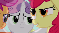 """Apple Bloom """"to get on our good side"""" S4E15"""