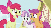 Apple Bloom 'waited long enough' S2E06
