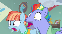 """Bow and Windy """"our daughter's a Wonderbolt?!"""" S7E7"""