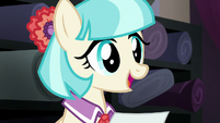 """Coco Pommel """"quite a coincidence"""" S5E16"""
