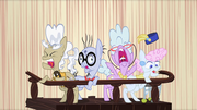 Elderly ponies on a falling balcony S2E08.png