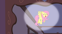 "Fluttershy singing ""I love the music"" S4E14"