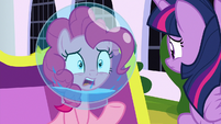 """Pinkie Pie """"that's all I could see"""" S9E4"""