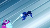 Princess Luna blasts another dress S5E13