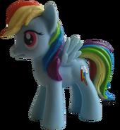 Rainbow - figurka z gazety Mój Kucyk Pony