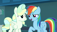 """Rainbow Dash """"you say that like it's not"""" S6E24"""