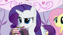 Rarity replies yes S5E14
