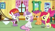 S03E11 Spike chce przekazać zwierzęta