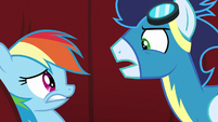 Soarin -but to ban you from the Wonderbolts forever- S5E15