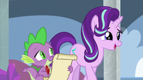 Starlight -maybe we will get through this- S8E15
