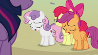 """Sweetie and Scootaloo """"it was our fault"""" S8E6"""