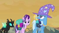 Trixie insulting Discord S6E25