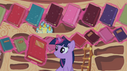 Twilight Sparkle reshelf books 3 S02E10.png