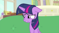 Twilight trying to find the right words MLPS4