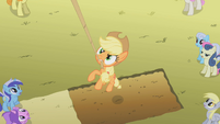Applejack in the air S01E13
